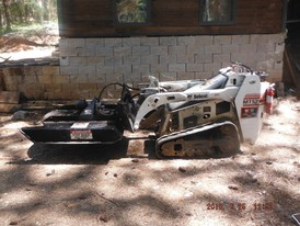 Bobcat MT52 Skid Steer