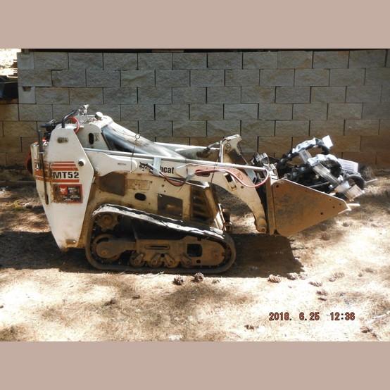 Bobcat 610 Backhoe Attachment – Name