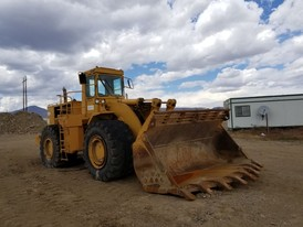 1976 Caterpillar Wheel Loader