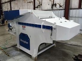 Vecoplan Film and Fiber Shredder