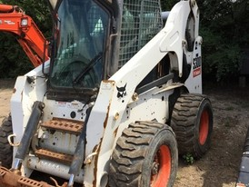 2006 Bobcat S-300 Skid Steer