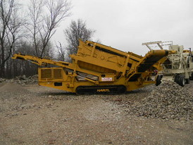 Hartl 512 2D Portable Screening Plant