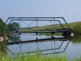 60 ft. Truss Bridge