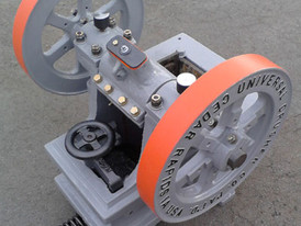 Universal 2M 9 in. x 12 in. Jaw Crusher