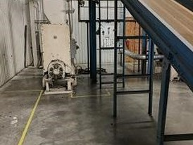 Nelmore 75 HP Granulator/Infeed Conveyor