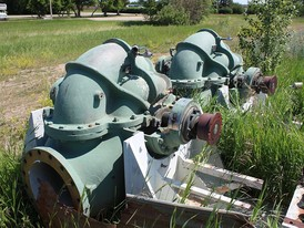 Warren Rupp Split Case Pumps