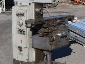 Elliott Horizontal Milling Machine