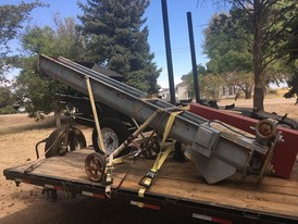 10in. x 10ft. Auger Conveyor