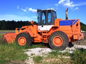 1997 FiatAllis Front End Loader