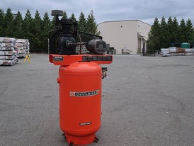 Devilbiss 5 HP Air Compressor