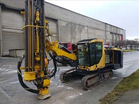 Atlas Copco ROC L 6-44 Quarry Drill