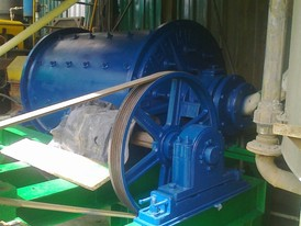 Denver 4 x 6 Ball Mill