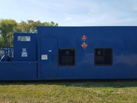 Enclosed Generator Package