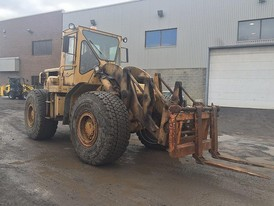 1974 Caterpillar 966C Wheel Loader