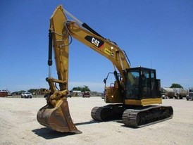 2016 CAT 325FL CR Excavator
