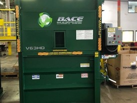 (2) BACE 60in. Vertical Balers
