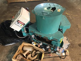 Knelson 12in. Centrifugal Concentrator (Unused)