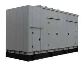 CAT 170 kW Natural Gas Generator