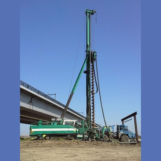ECODRIE 125-25 Piling Machine