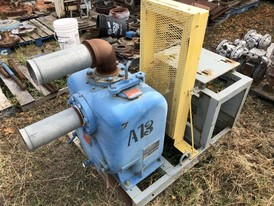 Gorman Rupp 4 inch Trash Pump