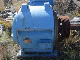 Canadian General Electric 350 HP Motor