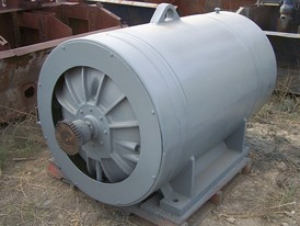 Canadian General Electric 500 HP Motor