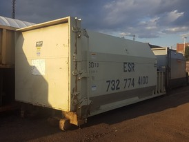 35 Yard Marathon Self-Contained Compactor