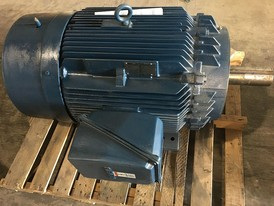 Siemens 100 HP Electric Motors
