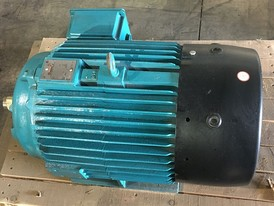 Brook Hansen 30 HP TEFC Electric Motor