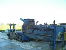 Feeco 50 in x 13 ft Pin Mixer