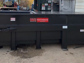 PTR 4-yard Stationary Compactor