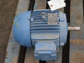 WEG 3 HP Electric Motor