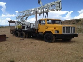 Aamcor International Drill Rig
