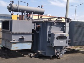 5000 kVA G.E Oil Filled Transformer