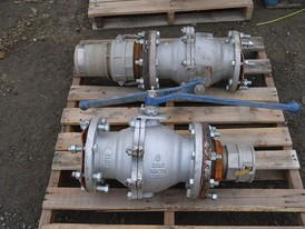 Grinnell 6 in. Ball Valve