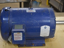 OER 5 HP Electric Motor