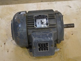 Leland-Newman 2 HP Electric Motor
