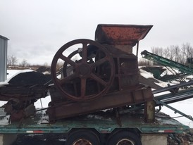 Traylor 24 x 36 Jaw Crusher