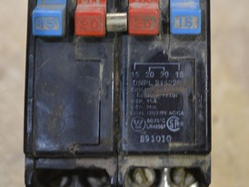 Westinghouse 2 Pole 15/20 Amp Breaker