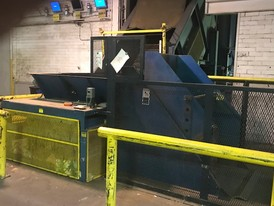 American Pulverizer 200 HP Vertical Shaft Paper Shredder