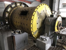 Allis Chalmers 7 x 9 Ball Mill