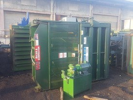 Deep Chamber 72in. Vertical Balers