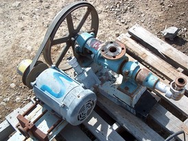 Robins-Myers Positive Displacement Pump