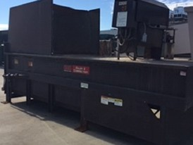 PTR 4 Yard Stationary Compactor