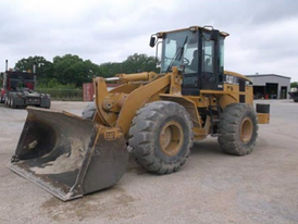 2004 CAT 938G Wheel Loader