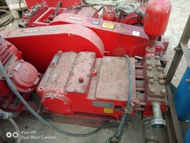 Clyde Union TD 60 Piston Pumps