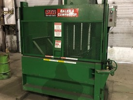 PTR Low Profile 60in. Vertical Baler