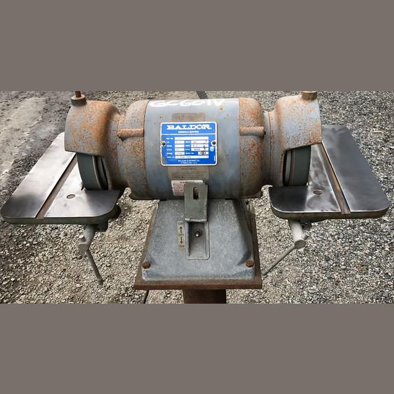 Used Baldor Model 500 Bench Grinder For Sale Baldor 6