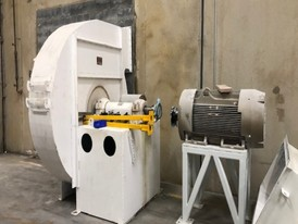 Raymond 200 HP Centrifugal Blower