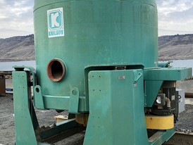 Knelson KC-XD48 Concentrator